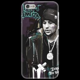 """Чехол для iPhone 5 """"""""Pем Дигга"""""""" - rap, рэп, hip hop, rem digga"""
