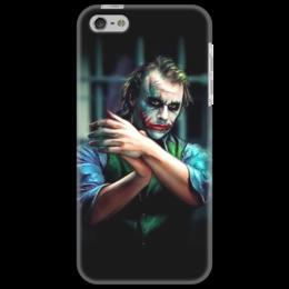 "Чехол для iPhone 5 ""JOKER"" - joker, batman, dc, the dark knight"