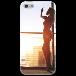 """Чехол для iPhone 5 """"The Classy Case #4"""" - прикольные, в подарок, оригинально"""