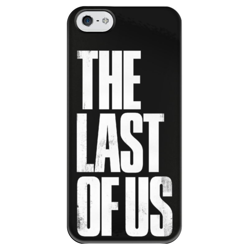 Чехол для iPhone 5 глянцевый, с полной запечаткой Printio Одни из нас чехол для iphone 4 глянцевый с полной запечаткой printio the last of us