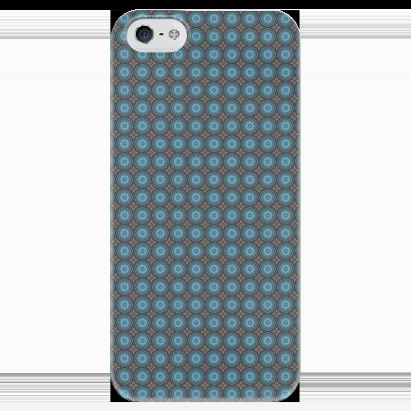 Чехол для iPhone 5 глянцевый, с полной запечаткой Printio Detroit чехол для iphone 5 глянцевый с полной запечаткой printio пилот