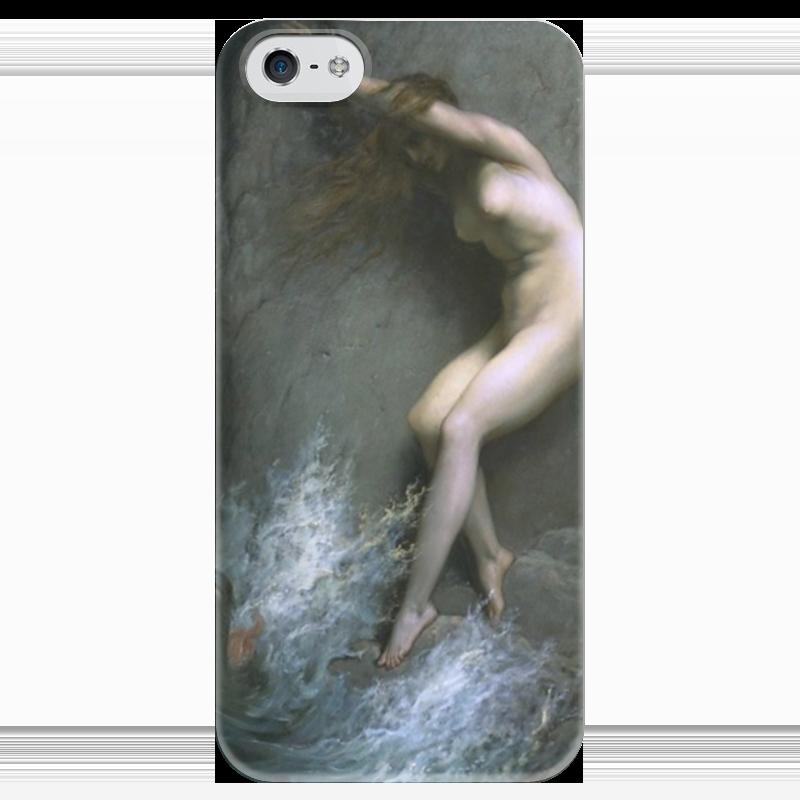 Чехол для iPhone 5 глянцевый, с полной запечаткой Printio Андромеда (гюстав доре) футболка с полной запечаткой printio зов поль гоген