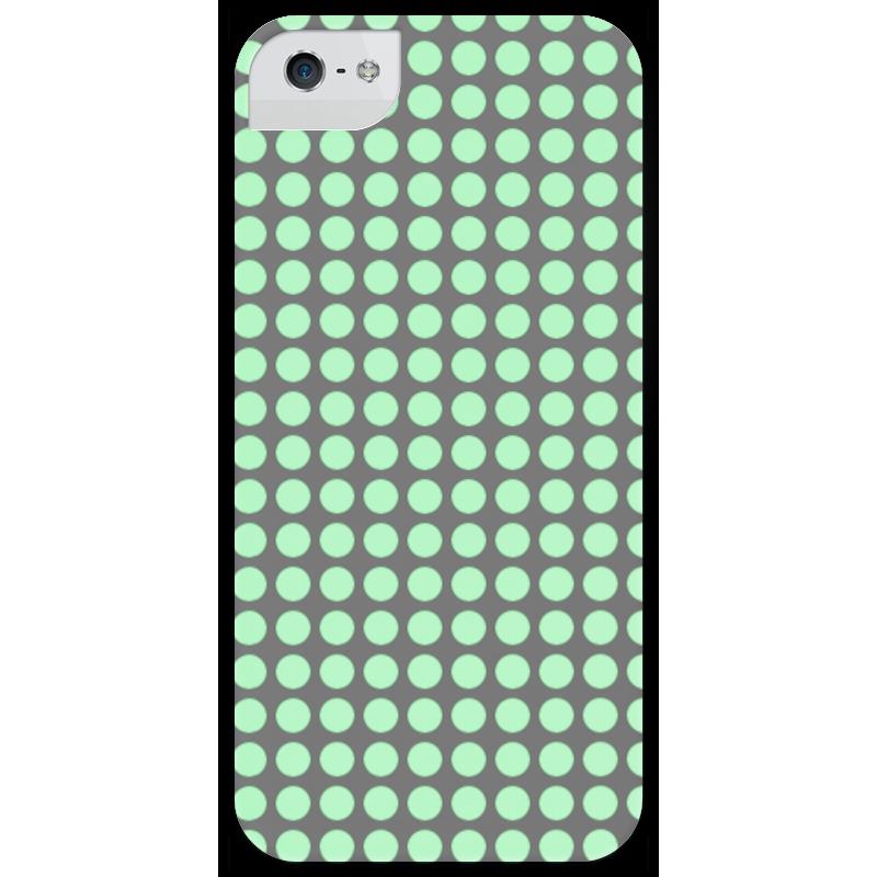 Чехол для iPhone 5 глянцевый, с полной запечаткой Printio Croogs чехол для iphone 5 глянцевый с полной запечаткой printio beardman case