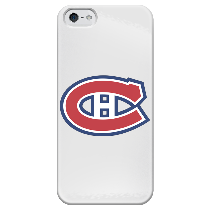 Чехол для iPhone 5 глянцевый, с полной запечаткой Printio Montreal canadiens одежда для занятий хоккеем reebok 10 montreal canadiens 10 lafleur 2014 hoodie nhl