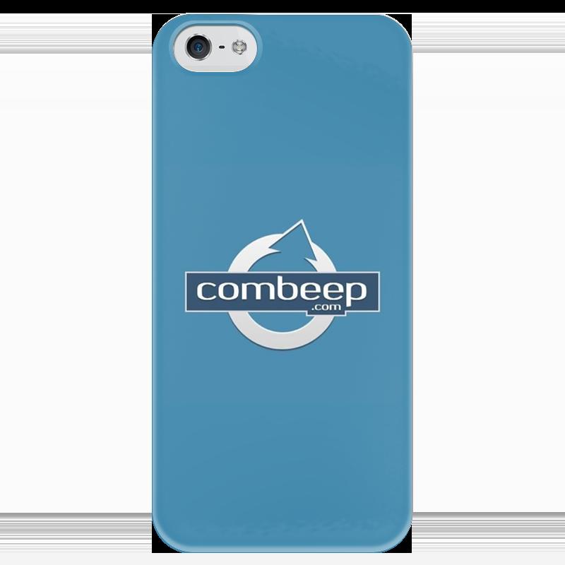 Чехол для iPhone 5 глянцевый, с полной запечаткой Printio Combeep чехол для iphone 5 глянцевый с полной запечаткой printio combeep