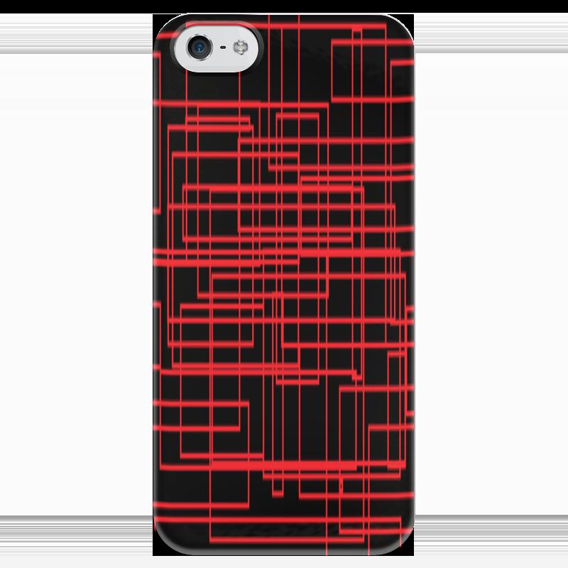 Чехол для iPhone 5 глянцевый, с полной запечаткой Printio Tilibi чехол для iphone 4 глянцевый с полной запечаткой printio эфиопка