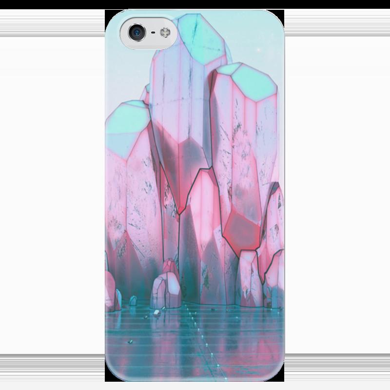Чехол для iPhone 5 глянцевый, с полной запечаткой Printio Imagine dragons thunder dragons фигурка toothless сидящий
