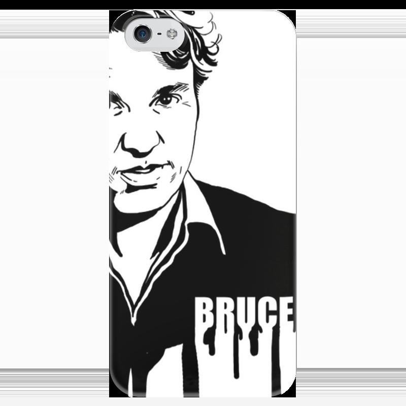 Чехол для iPhone 5 глянцевый, с полной запечаткой Printio Халк (hulk) чехол для iphone 4 глянцевый с полной запечаткой printio эфиопка