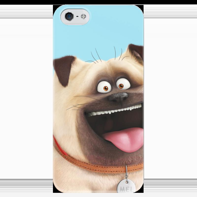 Чехол для iPhone 5 глянцевый, с полной запечаткой Printio Мэл (mel) чехол для iphone 5 глянцевый с полной запечаткой printio last of us