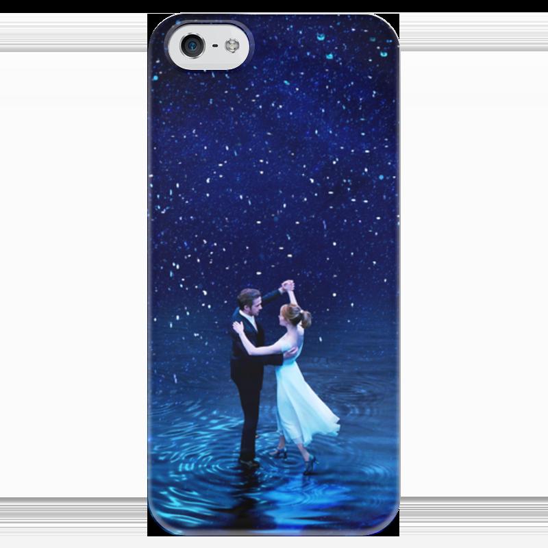 Чехол для iPhone 5 глянцевый, с полной запечаткой Printio Ла ла ленд камилла де ла бедуайер луис комфорт тиффани лучшие произведения