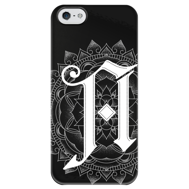 Чехол для iPhone 5 глянцевый, с полной запечаткой Printio Architects чехол для iphone 5 глянцевый с полной запечаткой printio эфиопка