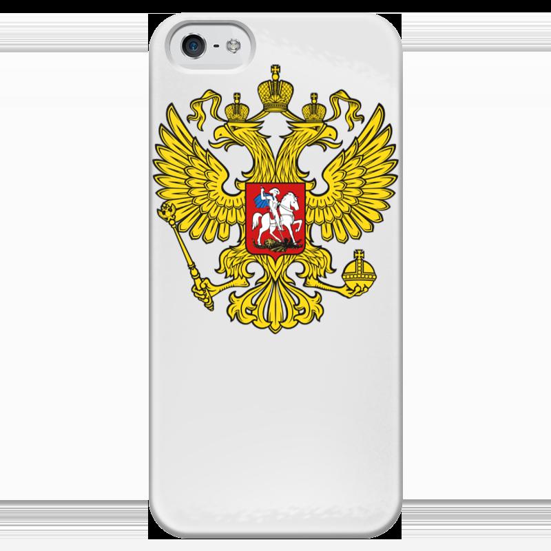 Чехол для iPhone 5 глянцевый, с полной запечаткой Printio орлы шахмагонов николай фёдорович орлы екатерины в любви и сражениях