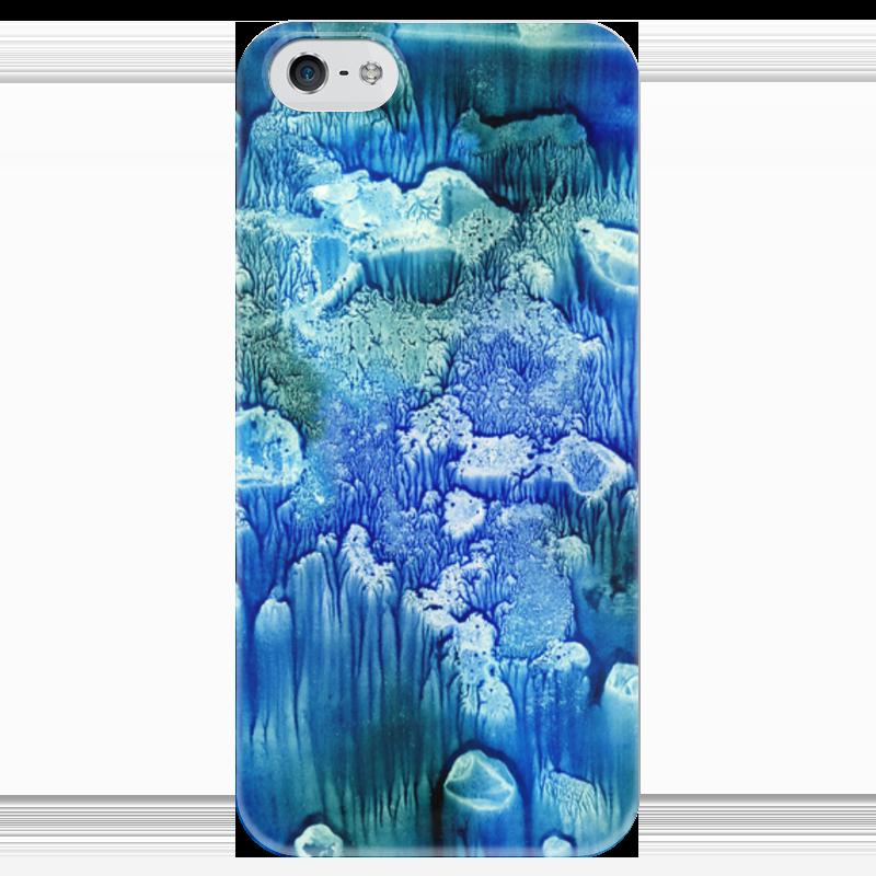 Чехол для iPhone 5 глянцевый, с полной запечаткой Printio Акварелька чехол для iphone 5 глянцевый с полной запечаткой printio осенний день сокольники левитан