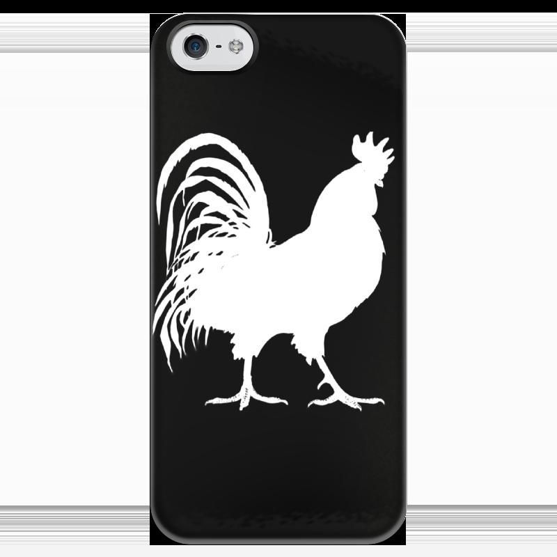 Чехол для iPhone 5 глянцевый, с полной запечаткой Printio Petyx white чехол для iphone 5 глянцевый с полной запечаткой printio spinner mobile white спиннер чехол