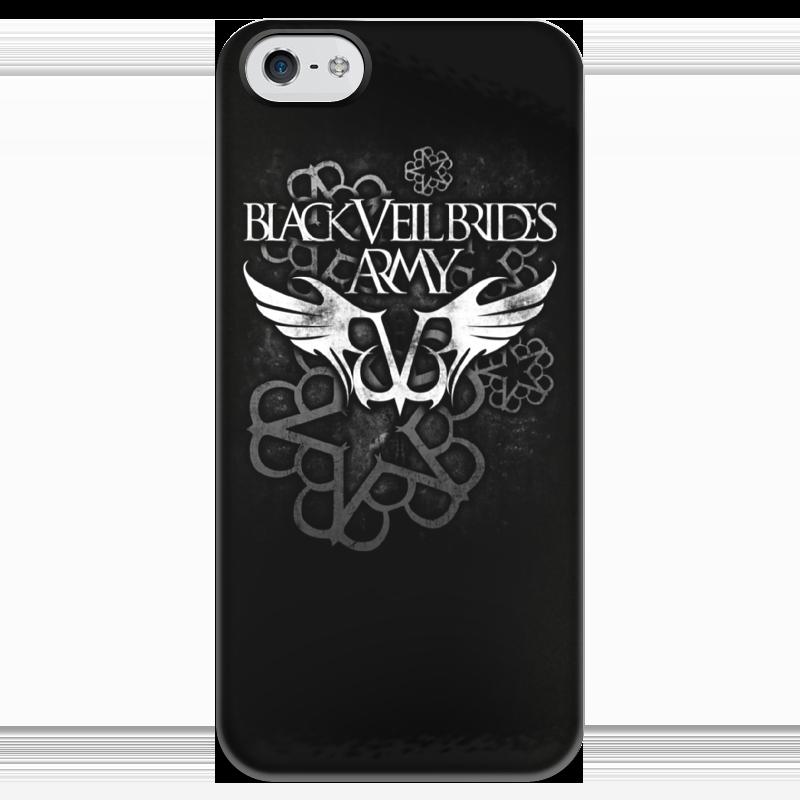 Чехол для iPhone 5 глянцевый, с полной запечаткой Printio Black veil brides чехол для iphone 5 глянцевый с полной запечаткой printio black veil brides