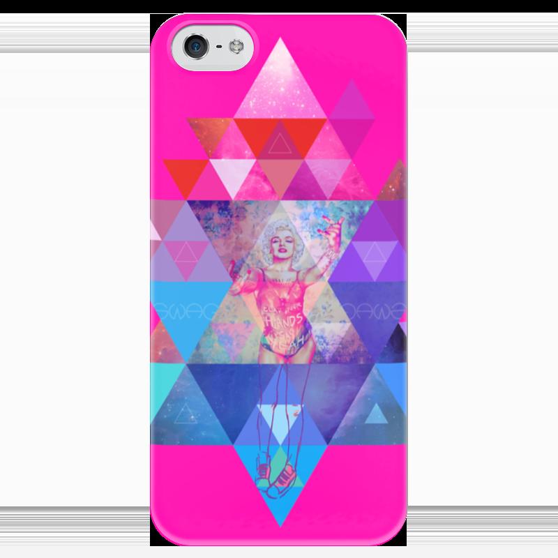Чехол для iPhone 5 глянцевый, с полной запечаткой Printio hipsta swag collection: marilyn monroe чехол для iphone 5 глянцевый с полной запечаткой printio мэрилин монро