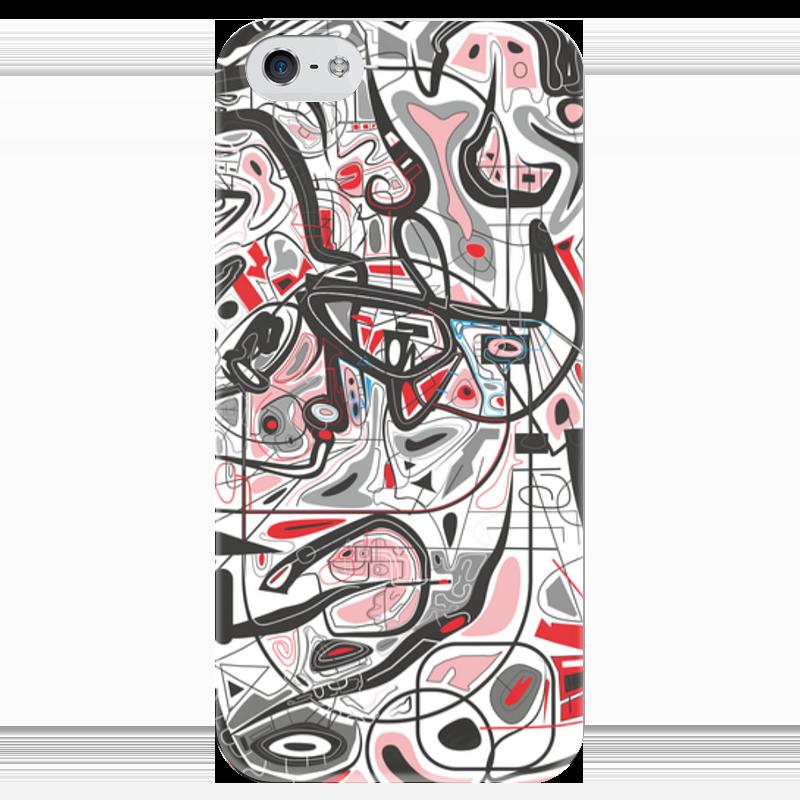 Чехол для iPhone 5 глянцевый, с полной запечаткой Printio Mamewax чехол для iphone 5 глянцевый с полной запечаткой printio ember spirit dota 2