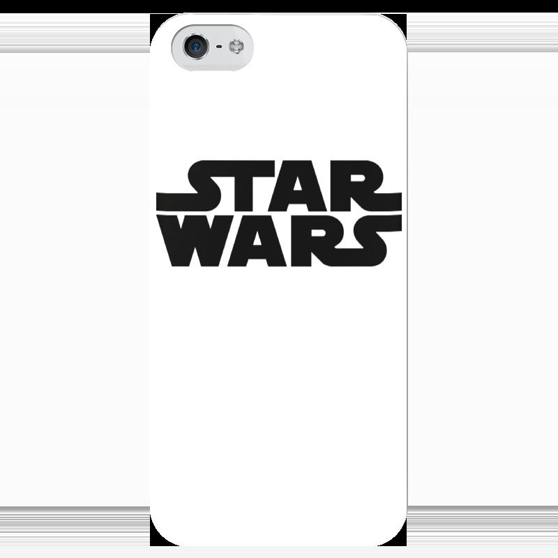 Чехол для iPhone 5 глянцевый, с полной запечаткой Printio Star wars чехол для iphone 5 глянцевый с полной запечаткой printio star wars звездные войны