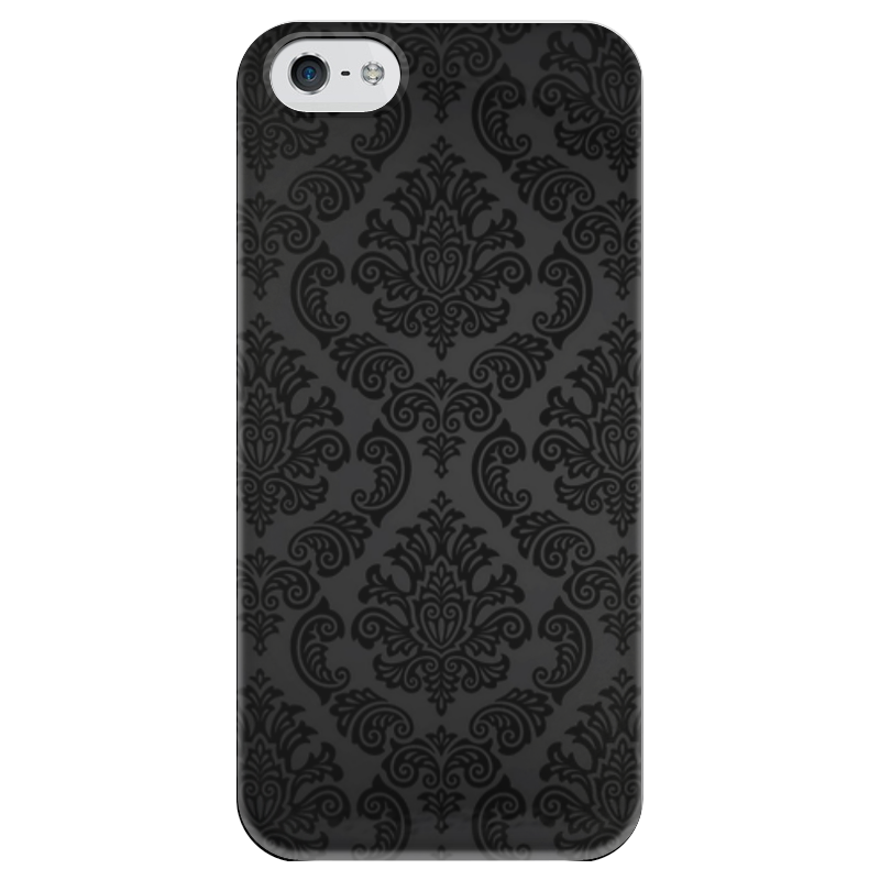 Чехол для iPhone 5 глянцевый, с полной запечаткой Printio Винтаж чехол для iphone 5 глянцевый с полной запечаткой printio ember spirit dota 2