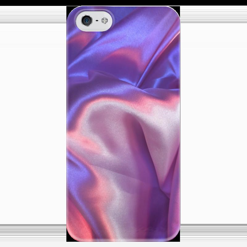 Чехол для iPhone 5 глянцевый, с полной запечаткой Printio Нежность чехол для iphone 5 глянцевый с полной запечаткой printio бабушкин сад