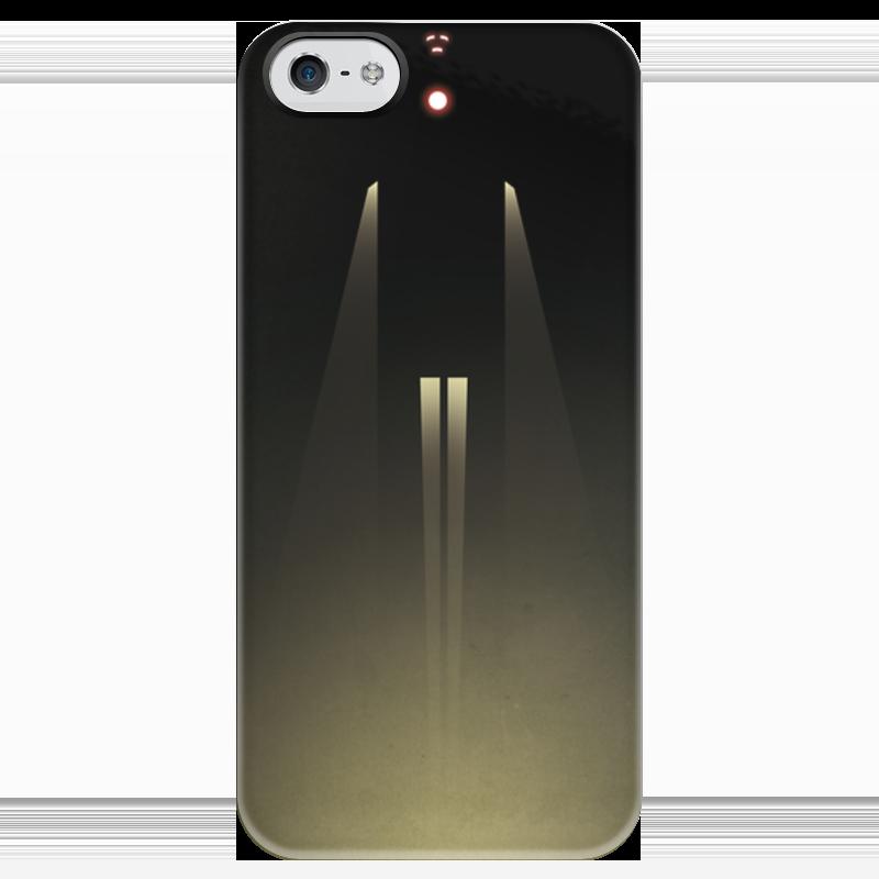 Чехол для iPhone 5 глянцевый, с полной запечаткой Printio Железный человек эймис л пошаговый метод рисования ли эймиса разнообразные объекты пейзажи натюрморты человек без одежды человек в одежде портрет