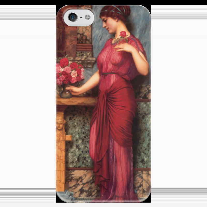 Чехол для iPhone 5 глянцевый, с полной запечаткой Printio Подношение к венере (джон уильям годвард) чехол для iphone 5 глянцевый с полной запечаткой printio афинаида джон уильям годвард
