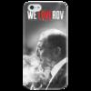 "Чехол для iPhone 5 глянцевый, с полной запечаткой ""We LOVErov by Design Ministry"" - россия, путин, лавров, lavrov, weloverov"