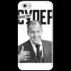 """Чехол для iPhone 5 глянцевый, с полной запечаткой """"Лучше, чем супер"""" - lavro, russia, weloverov, лавров, россия"""