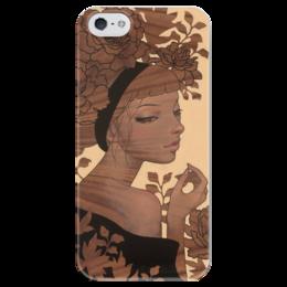 """Чехол для iPhone 5 глянцевый, с полной запечаткой """"Возможно"""" - одри кавасаки, работы, художника, audrey kawasaki"""