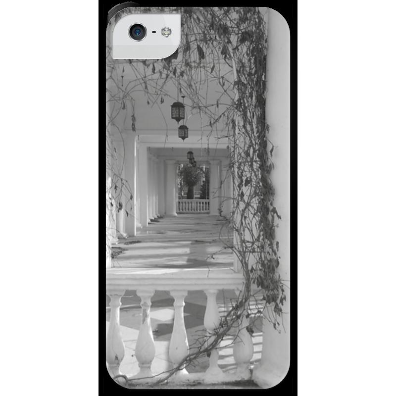 Чехол для iPhone 5 с подставкой, с полной запечаткой Printio Осень кружка с подставкой ecowoo кружка с подставкой