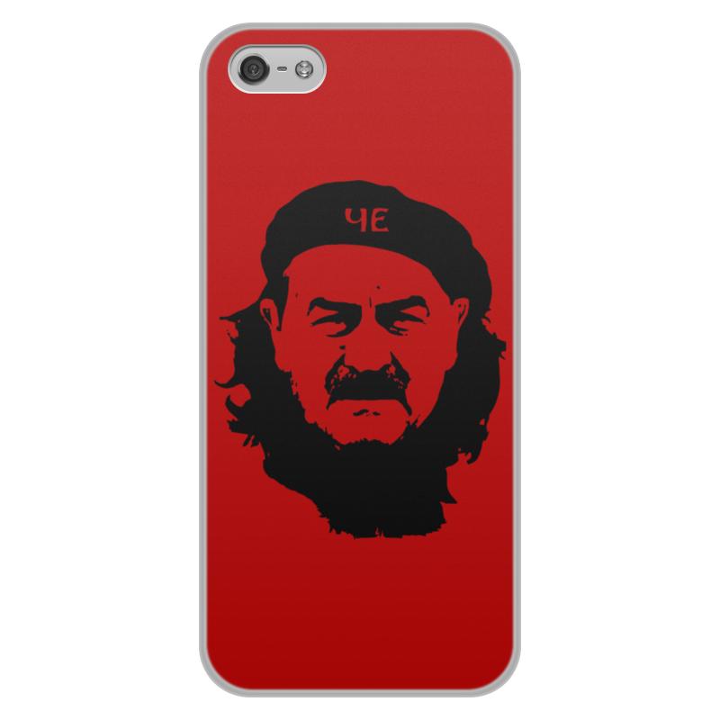 лучшая цена Чехол для iPhone 5/5S, объёмная печать Printio Черчесов