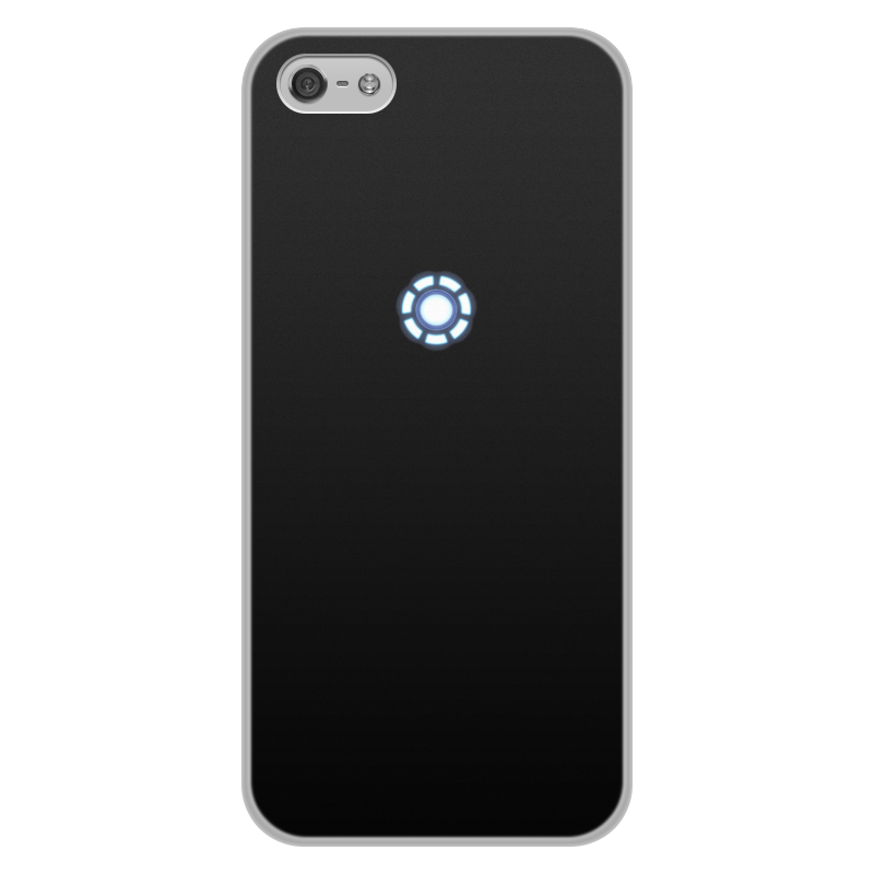 Чехол для iPhone 5/5S, объёмная печать Printio Железный человек iphone 5s в тольятти в кредит