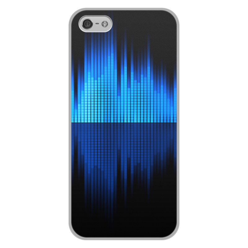 лучшая цена Printio Звуковая волна