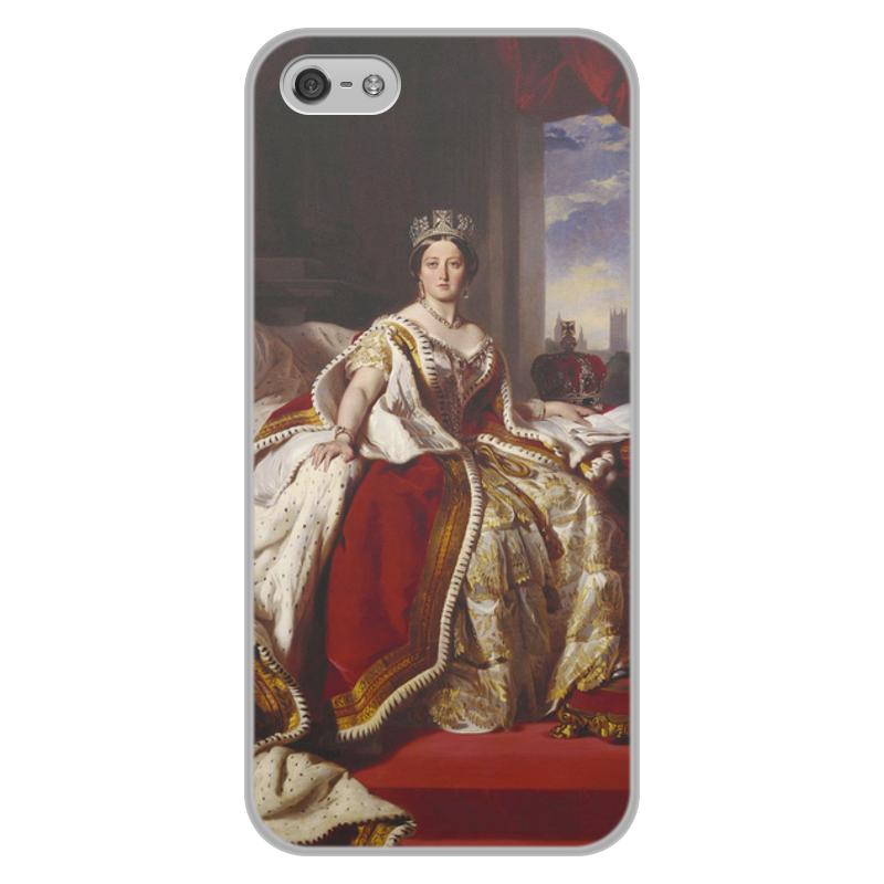 лучшая цена Printio Портрет королевы великобритании виктории