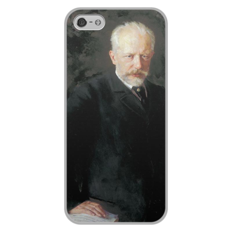 лучшая цена Printio Портрет петра ильича чайковского