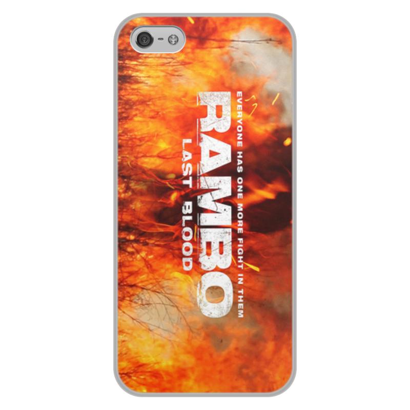 Printio Rambo цена и фото