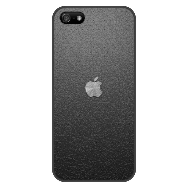 Чехол для iPhone 5/5S, объёмная печать Printio Айфон