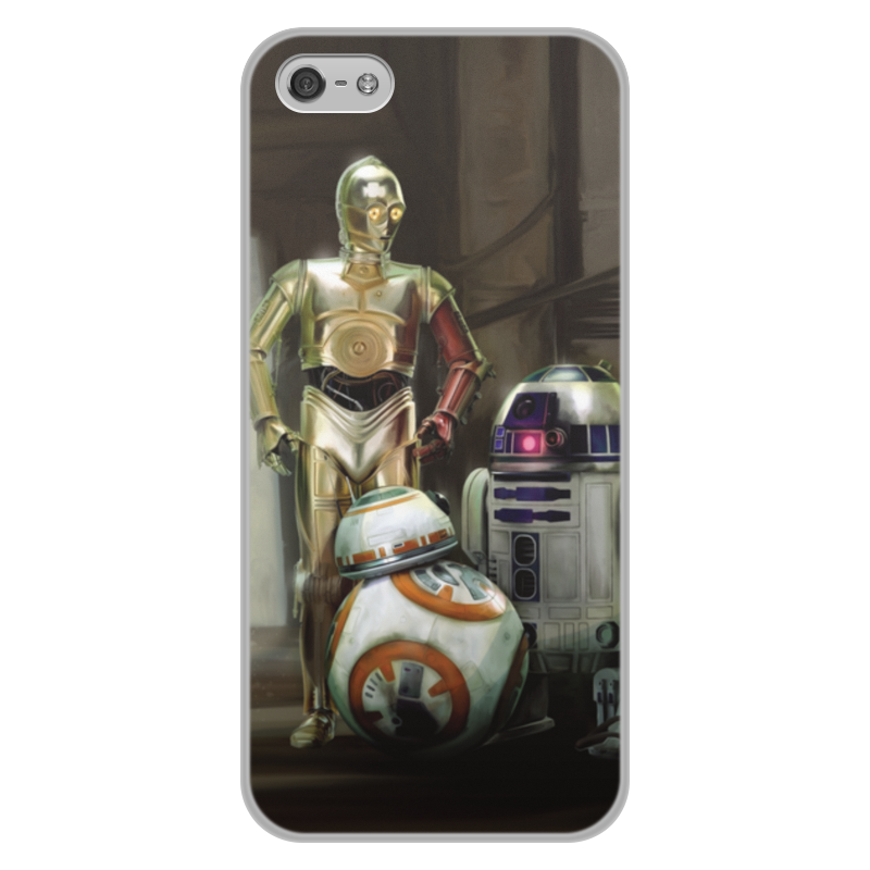Чехол для iPhone 5/5S, объёмная печать Printio Star wars чехол для iphone 5 printio с именем лариса