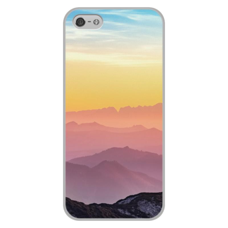 Чехол для iPhone 5/5S, объёмная печать Printio Без названия чехол для iphone 5 printio с именем алла