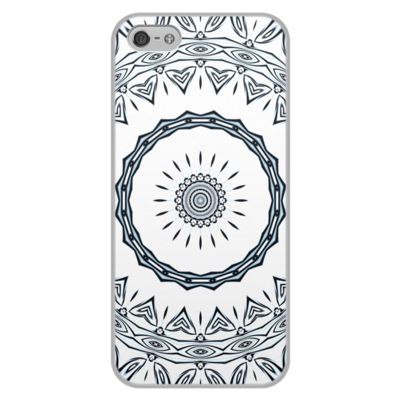 Чехол для iPhone 5/5S, объёмная печать Printio Барабан альт цена и фото