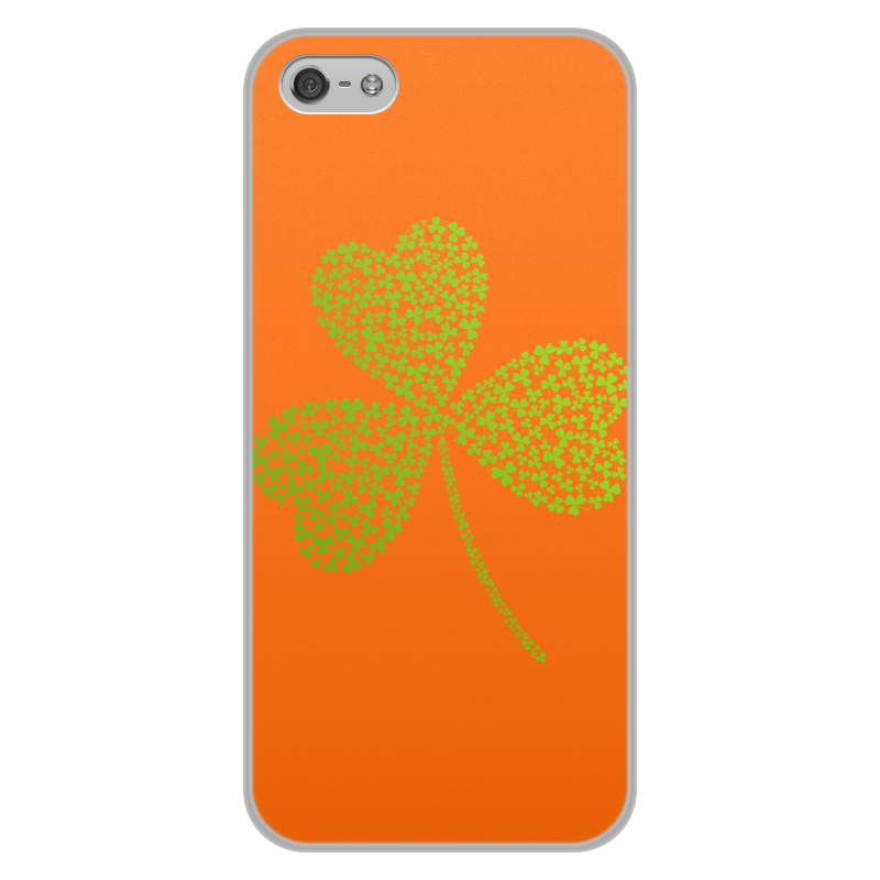 Чехол для iPhone 5/5S, объёмная печать Printio Без названия цена и фото