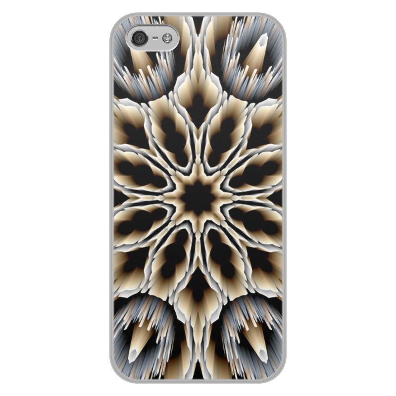 Чехол для iPhone 5/5S, объёмная печать Printio Мембрана чехол для iphone 5 printio с именем галина