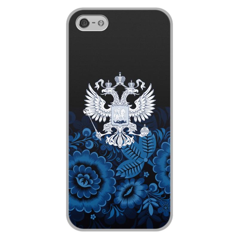 Printio Россия чехол для iphone 5 5s объёмная печать printio 5s autumn mood