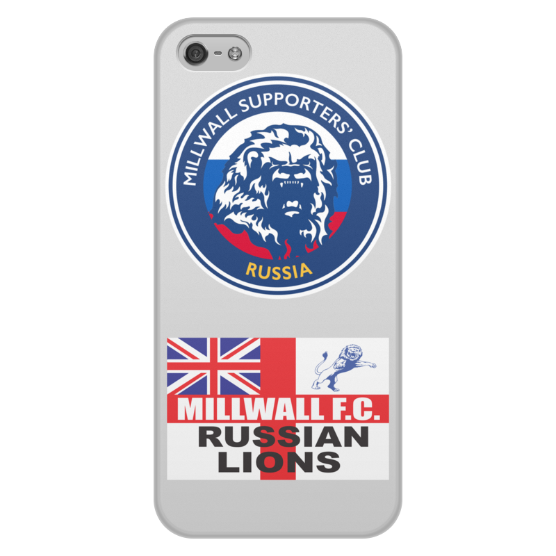 лучшая цена Printio Millwall msc russia phone cover