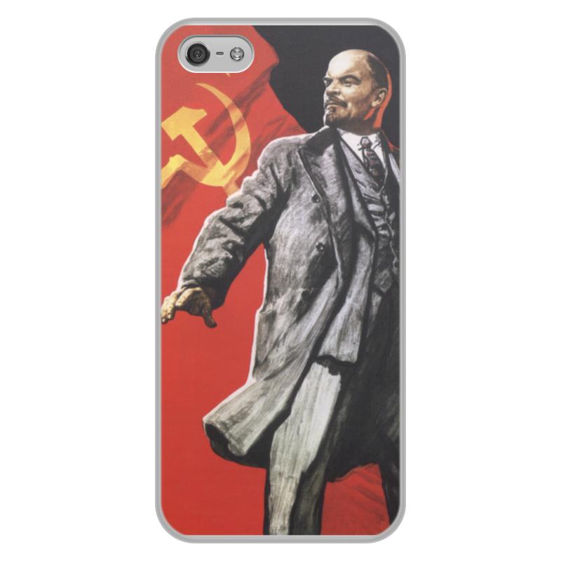 Чехол для iPhone 5/5S, объёмная печать Printio Советский плакат, 1967 г. чехол для iphone 5 printio советский плакат 1923 г