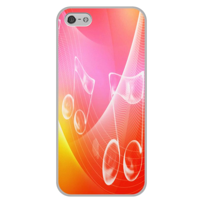 Фото - Printio Музыка чехол для iphone 5 глянцевый с полной запечаткой printio deadpool vs punisher