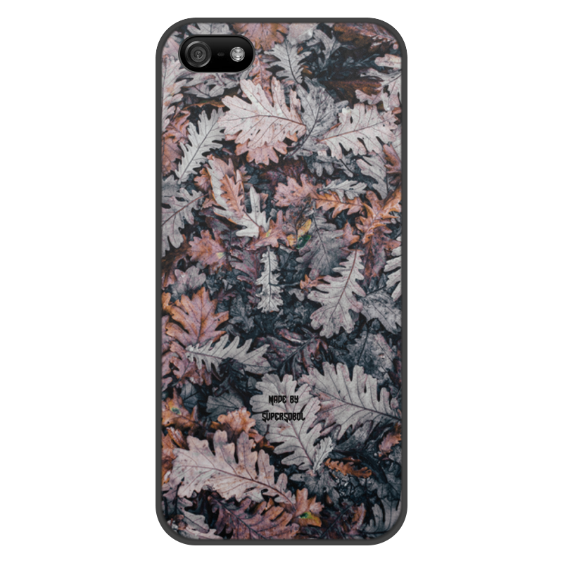 Чехол для iPhone 5/5S, объёмная печать Printio 5s autumn mood original new innolux 5 6 inch at056tn53 v 1 lcd screen with touch