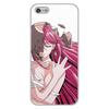 """Чехол для iPhone 5/5S, объёмная печать """"Эльфийская песнь"""" - аниме, манга, эльфийская песнь, elfen lied"""