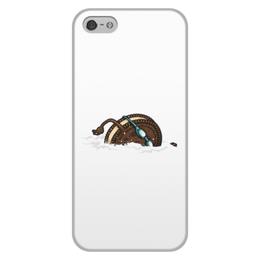 """Чехол для iPhone 5/5S, объёмная печать """"Орео   """" - орео"""