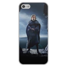 """Чехол для iPhone 5/5S, объёмная печать """"Звездные войны - Люк Скайуокер"""" - кино, фантастика, star wars, звездные войны, дарт вейдер"""